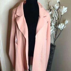 Jackets & Blazers - Pink cape